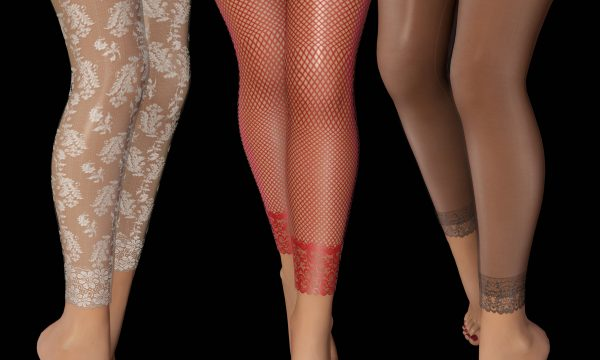 Baiastice - Cut Stockings.