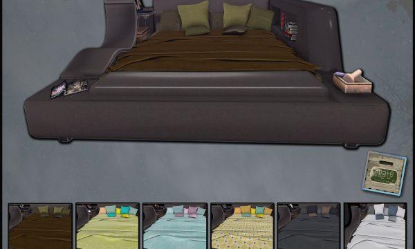 Crate - Slumberland Bed.