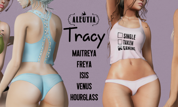 SPONSOR: [ Aleutia ] - Tracy Set.