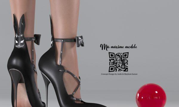 AZOURY - Ma Maxime Modele Shoes.