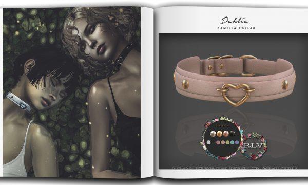 Dahlia - Camillla Collar.
