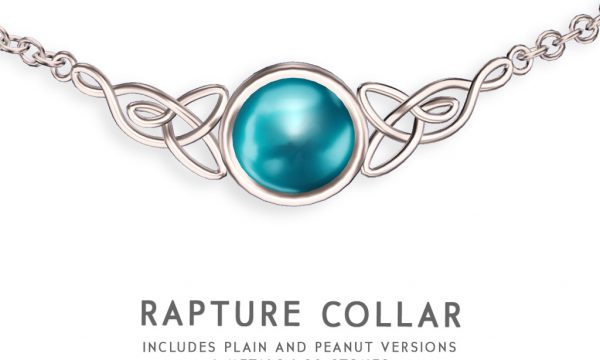 Cae - Rapture Collar & Cuffs. Collar L$495 | Cuffs L$395.