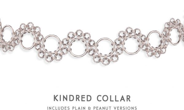 Cae - Kindred Set. Collar L$495. Cuffs L$395.